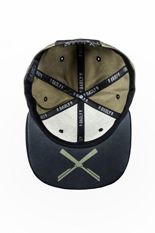 CAP ARMY SKULL