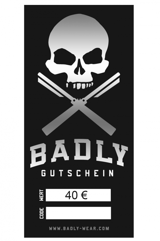 GUTSCHEIN - 40 EURO