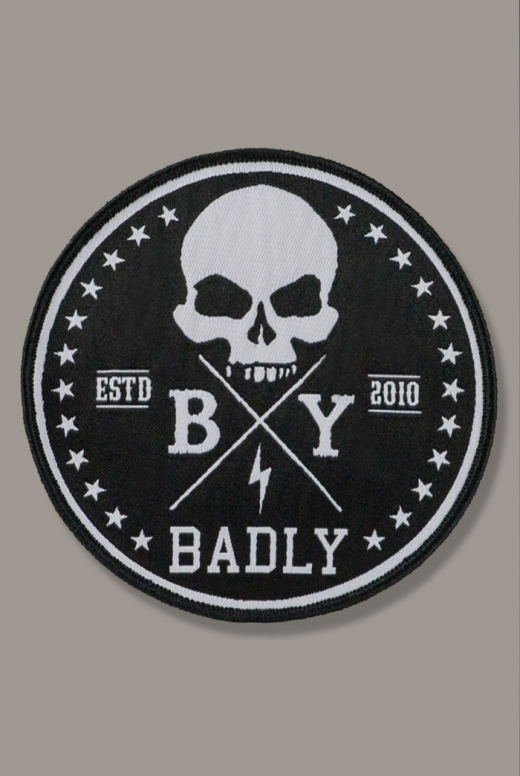 BADLY - Patch Skull