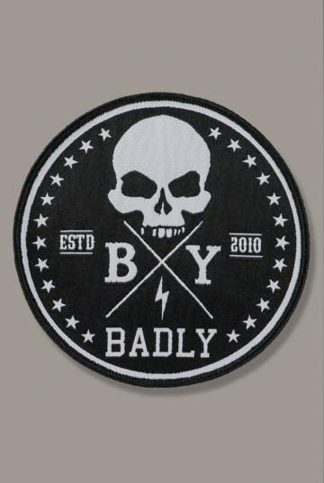 BADLY - Patch Skull